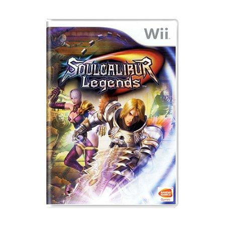 Jogo SoulCalibur: Legends - Wii