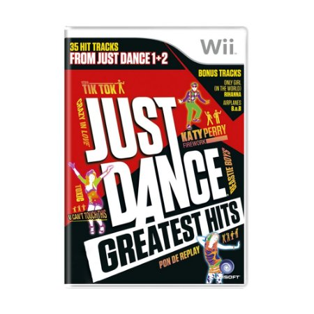 Jogo Just Dance: Greatest Hits - Wii