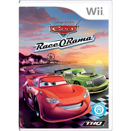 Jogo Cars: Race-O-Rama - Wii
