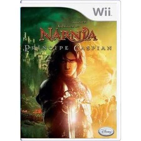 Jogo As Cronicas de Nárnia: Principe Caspian - Wii