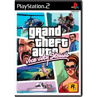 Jogo Grand Theft Auto: Vice City Stories (GTA) - PS2