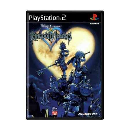 Jogo Kingdom Hearts - PS2