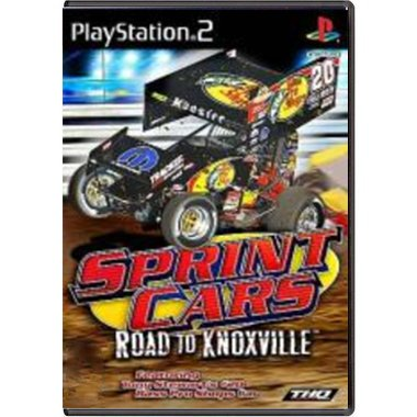 Jogo Sprint Cars: Road to Knoxville - PS2