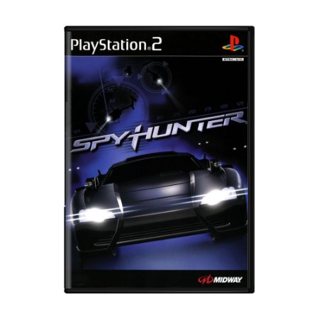 Jogo Spy Hunter - PS2