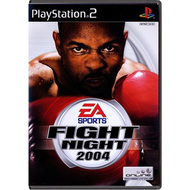Jogo Fight Night 2004 - PS2