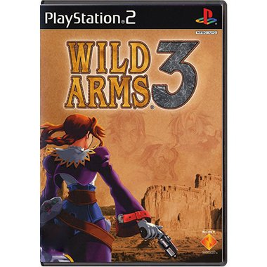 Jogo Wild Arms 3 - PS2