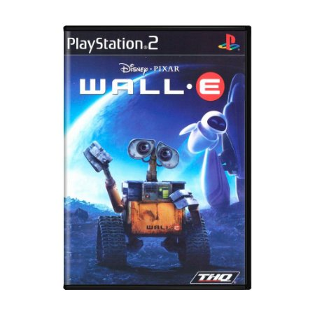 Jogo Wall-E - PS2