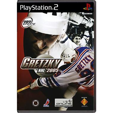 Jogo Gretzky NHL 2005 - PS2