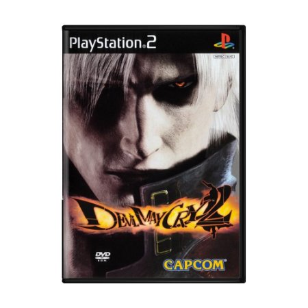 Jogo Devil May Cry 2 - PS2