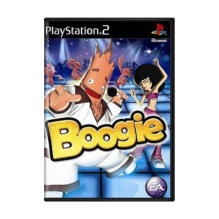 Jogo Boogie - PS2
