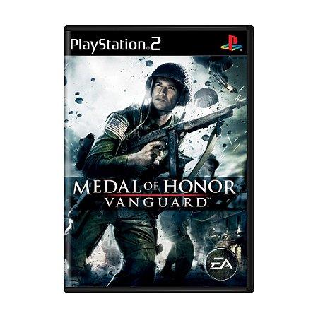 Jogo Medal of Honor: Vanguard - PS2