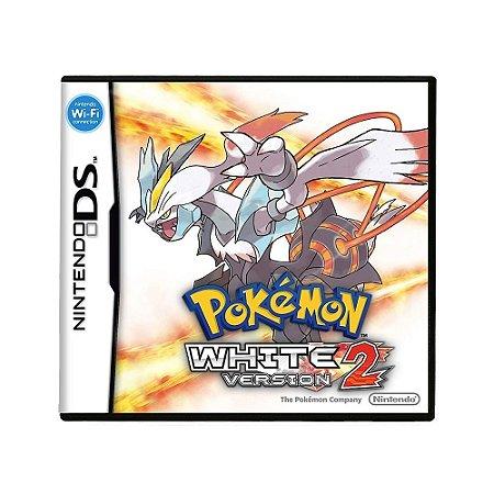 Jogo Pokémon White Version 2 - DS