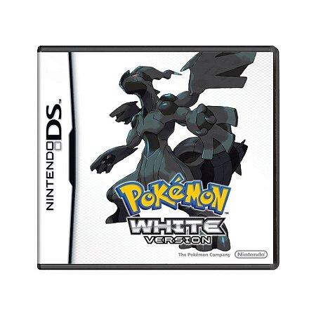 Jogo Pokémon White Version - DS