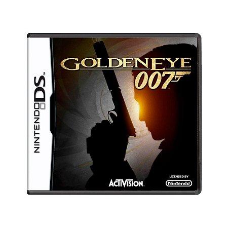 Jogo 007 GoldenEye - DS