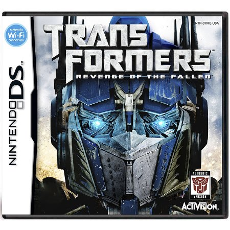 Jogo Transformers: Revenge of the Fallen - DS