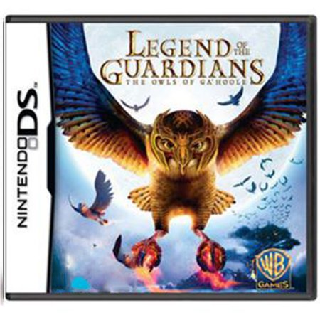 Jogo Legend of the Guardians: The Owls of Ga'Hoole - DS