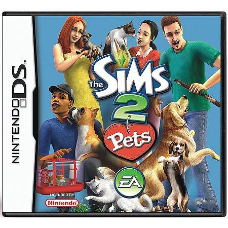 Jogo The Sims 2 Pets - DS