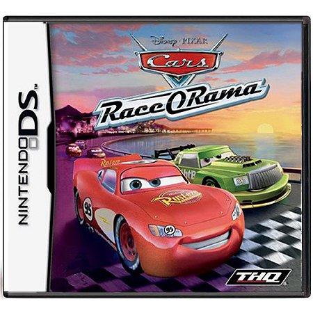 Jogo Cars: Race-O-Rama - DS