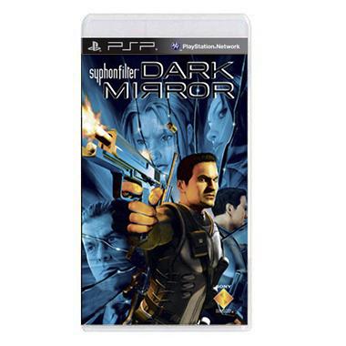 Jogo Syphonfilter: Dark Mirror - PSP