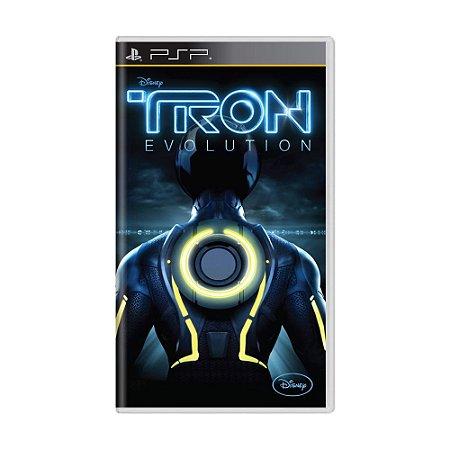 Jogo TRON: Evolution - PSP