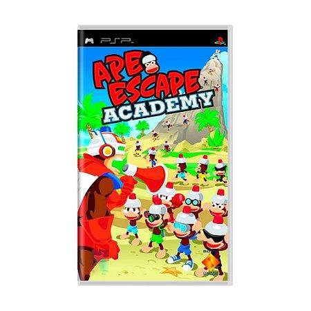 Jogo Ape Escape Academy - PSP