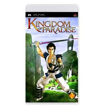 Jogo Kingdom of Paradise - PSP