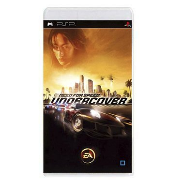 Jogo Need for Speed Undercover - PSP