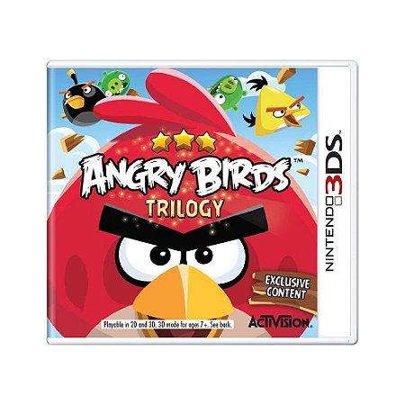 Jogo Angry Birds: Trilogy - 3DS