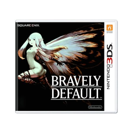 Jogo Bravely Default - 3DS