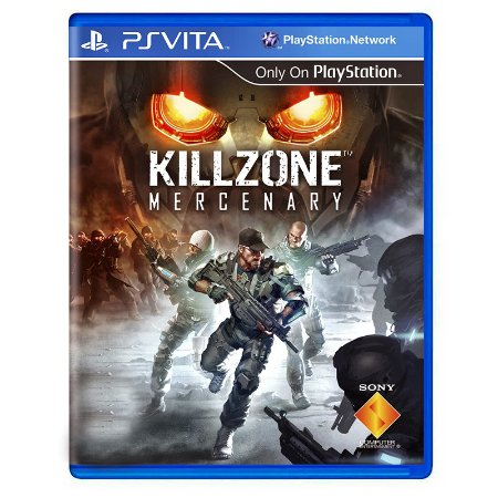Jogo Killzone: Mercenary - PS Vita
