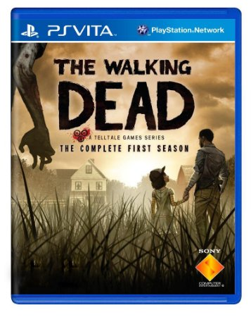 Jogo The Walking Dead - PS Vita