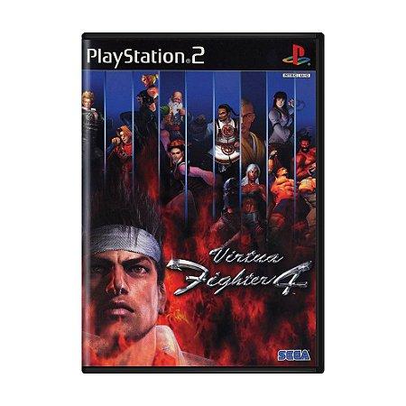 Jogo Virtua Fighter 4 - PS2
