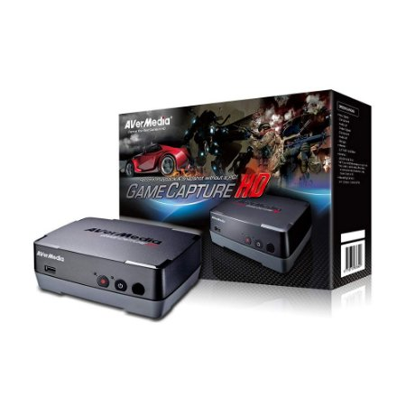 Placa de captura Avermedia HD 1080p