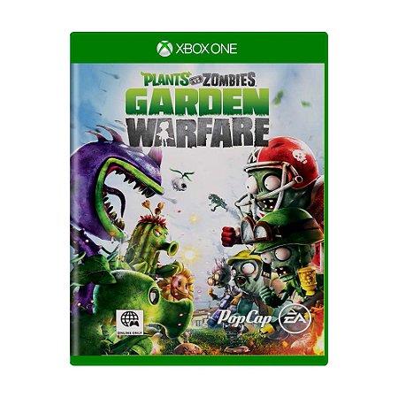 Jogo Plants Vs. Zombies Garden Warfare - Xbox One