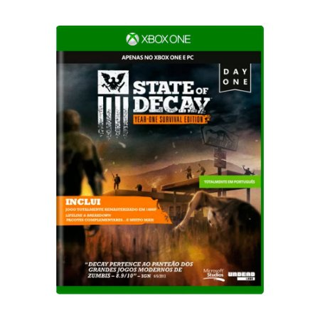 Jogo State of Decay: Year-One Survival Edition - Xbox One