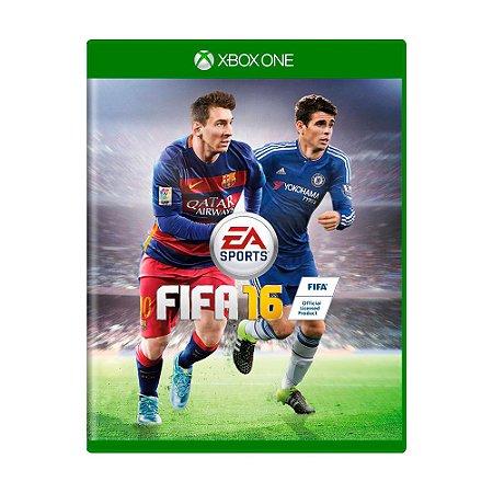 Jogo FIFA 16 - Xbox One