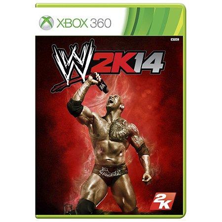 Jogo WWE 2K14 - Xbox 360