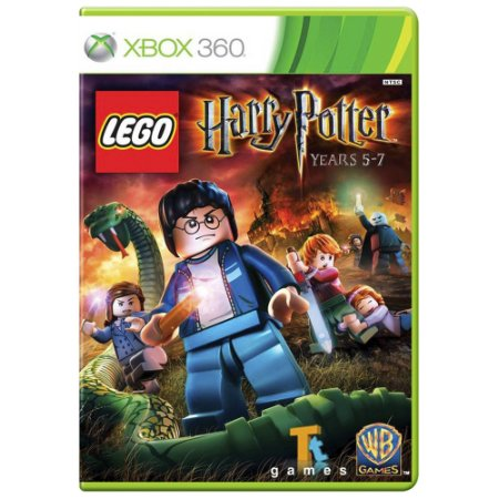 Jogo Harry Potter: Years 5-7 - Xbox 360