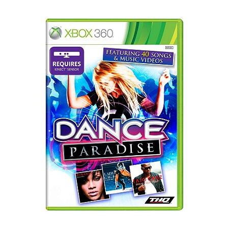 Jogo Dance Paradise - Xbox 360
