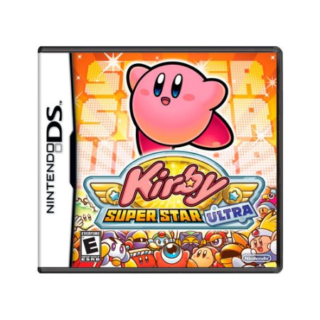 Jogo Kirby Super Star Ultra - DS