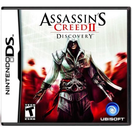 Jogo Assassin's Creed II: Discovery - DS