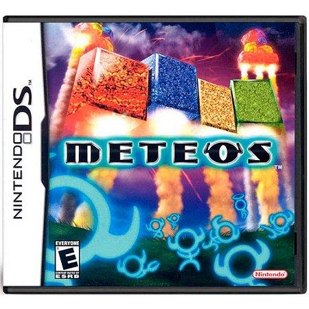 Jogo Meteos - DS