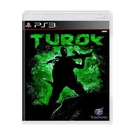 Jogo Turok - PS3