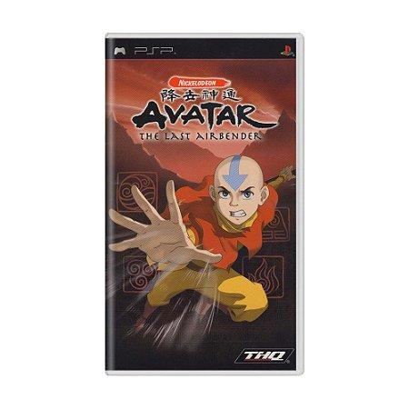 Jogo Avatar: The Last Airbender - PSP