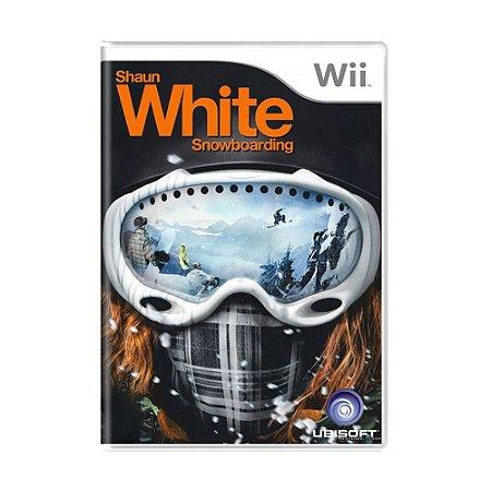 Jogo Shaun White Snowboarding: Road Trip - Wii