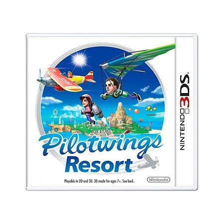 Jogo Pilotwings Resort - 3DS