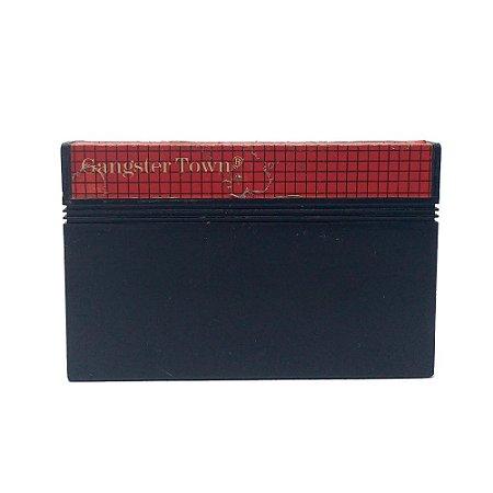 Jogo Gangster Town - Master System