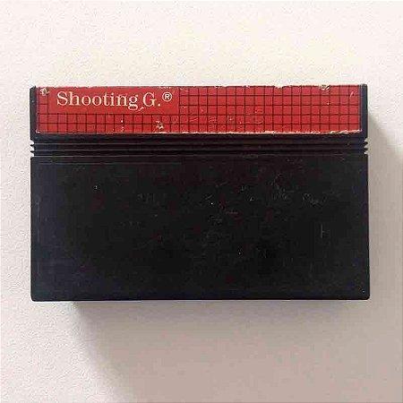 Jogo Shooting G - Master System