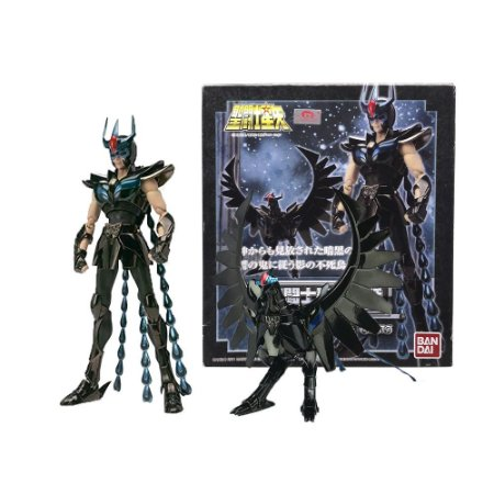 Action Figure Black Phoenix (Saint Cloth Myth V1) - Bandai