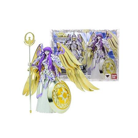 Action Figure Athena Kamui Saori (Saint Cloth) - Bandai